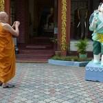 Dharmikarama templet. Georgetown