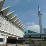 Masjid Negara. Kula Lumpur