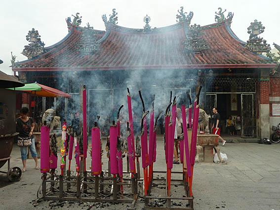 Kong Hock Keong templet. Georgetown