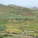 Landskap. Gozo