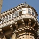Hus i Valetta. Malta (U)