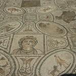 Romersk mosaik. Volubilis (U)