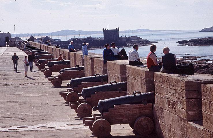 Borgen. Essaouira