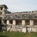 Mayapalats. Palenque (U)