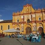 Katedralen. San Cristobal de las Casas