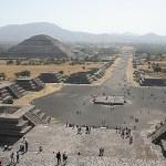 Pyramider. Tetiohuacan (U)
