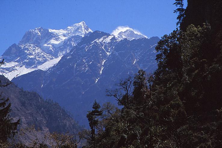 Berget Nagi Lekh, 4 254 möh