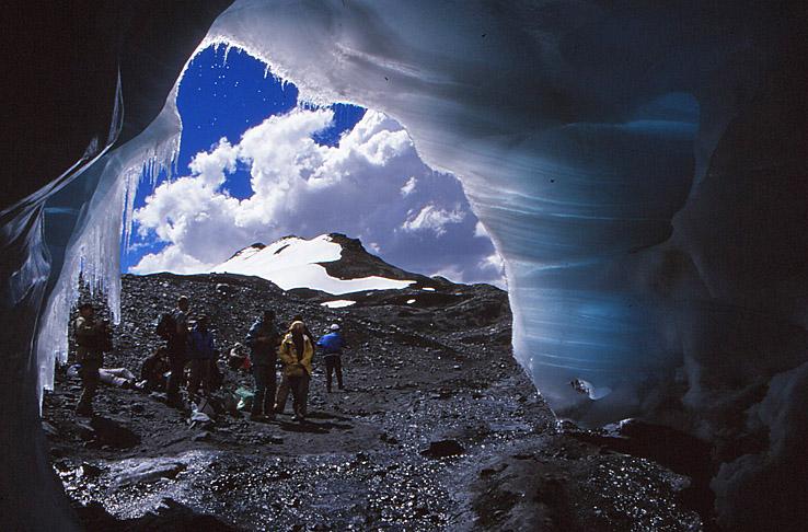 Isgrotta. Parque Nacional Huascaran. Huaraz (U)
