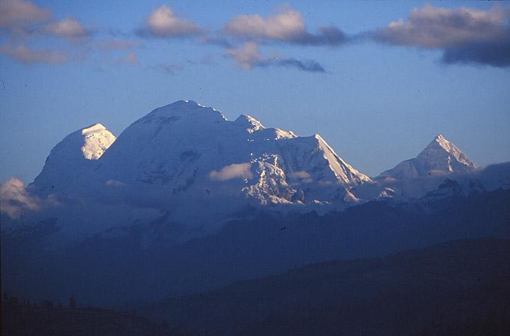 Perus högsta berg, Huascaran (U)
