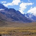 till Perus högland.