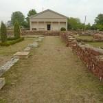 F d romerska Mediana. Nis