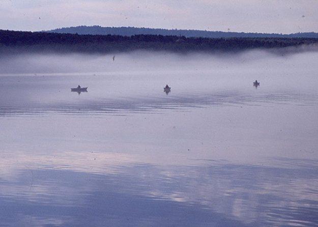 Morgon vid Bajkalsjön (U)
