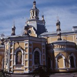 Kyrkan. Minusinsk