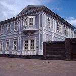 Sergeij Volkonskys hus. Irkutsk
