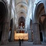 Katedralen. Avila