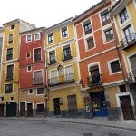 Calle Alfonso VIII. Cuenca