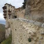 Casas Colgadas. Cuenca. Spanien