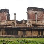 Polonnaruwa. Sri Lanka