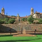 Regeringsbyggnad. Pretoria