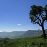Vandringsmiljö. Drakensberg (U)