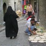 Gamla staden. Aleppo (U)