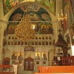 Heliga Theclas kloster. Maalula