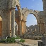 Basilikan. St Simeon