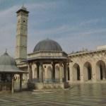 Stora moskén. Aleppo (U)