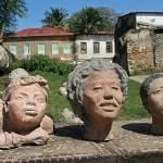 Konsthantverk. Bagamoyo