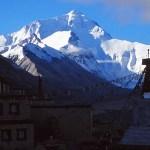 Mount Everest, världens högsta berg, 8 850 möh
