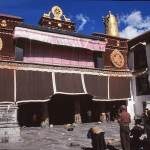 Jokhangtemplet. Lhasa