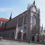 Jungfru Marias katedral. Sedlec (U)