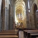 St Veits katedralen. Prag (U)