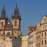 Tynkatedralen. Prag (U)