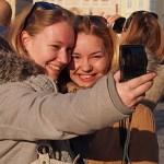 """Klar för en """"selfie""""?. Prag"""