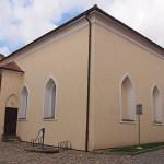 Den gamla synagogan. Trebic (U)