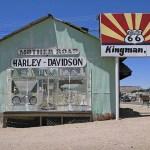 Route 66. Kingman AZ