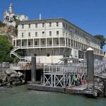 Fd fängelset Alcatraz. San Fransisco CA
