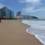 Haeundae Beach. Busan