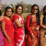 Vackra damer! Dhaka