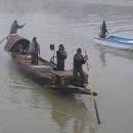 Utterfiskare. Sundarbans