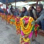 Offertemplet i Dakshinkali
