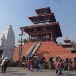 Maju Dega templet. Kathmandu (U)