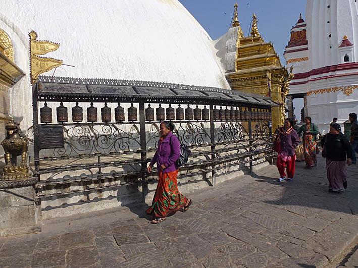 Templet Swayambhunath. Kathmandu (U)