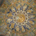 Ravenna. Battist. degli Neoniano. Italien (U)