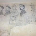 Fångmålningar. San Marino