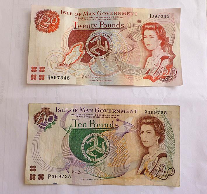 Manxiska pund