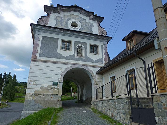 Piargska Brana. Banska Stiavnica (U)