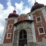 Kyrkan Kalvaria. Banska Stiavnica (U)