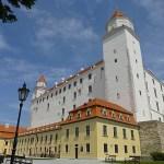 Bratislavsky Hrad. Bratislava